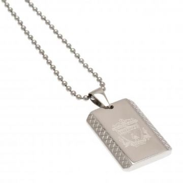 Liverpool FC Dog Tag & Chain PT